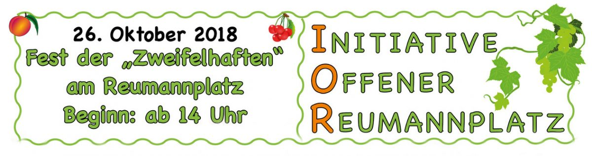 """Fest der """"Zweifelhaften"""" am Reumannplatz"""